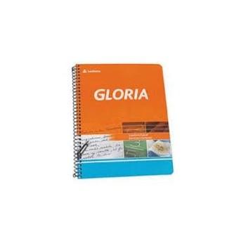 Cuaderno Gloria con espiral...