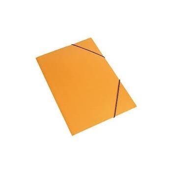 Carpeta de 3 solapas con elastico color