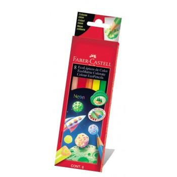 lapices-de-color-faber-castell-neon-x-4