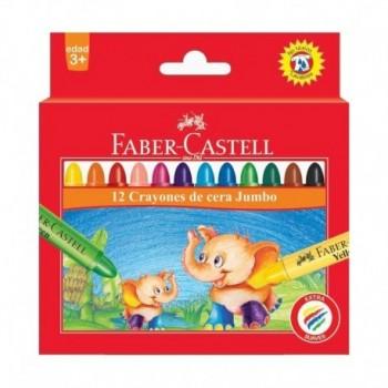 Crayones Faber Castell x12...
