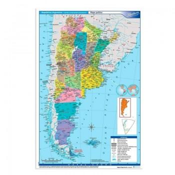 Mapas N°6 político
