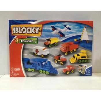 Blocky Vehículos 4