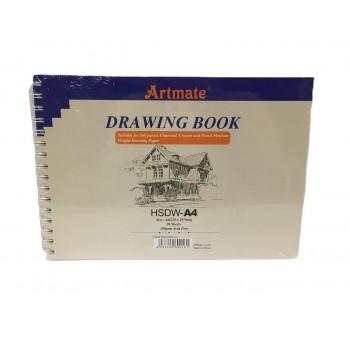 Block Artmate A4 Drawing...