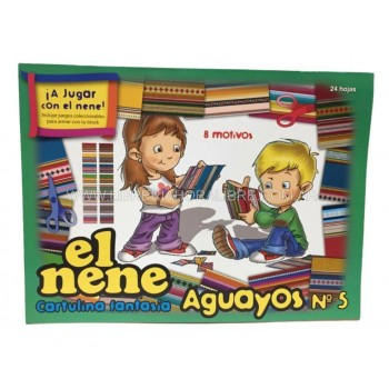 Block El Nene N°5 Aguayo