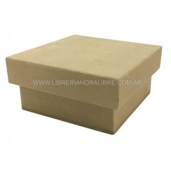Caja cuadrada 8x8