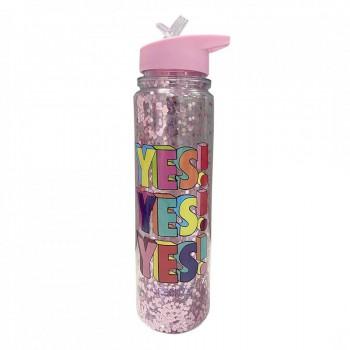 Botella Cresko Glitter 500ml